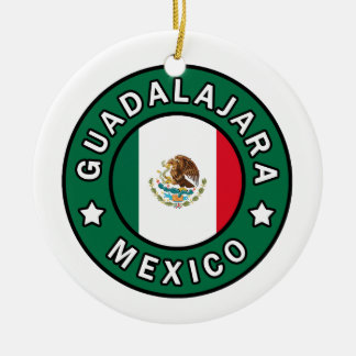Ornamento De Cerâmica Guadalajara México