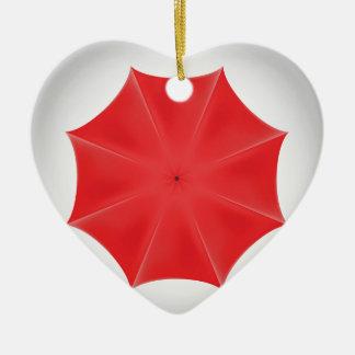 Ornamento De Cerâmica guarda-chuva