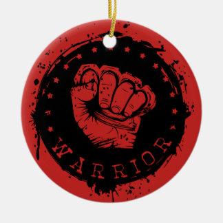 Ornamento De Cerâmica guerreiro
