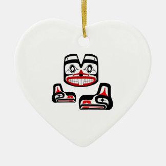 Ornamento De Cerâmica Guia do espírito