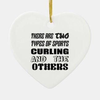 Ornamento De Cerâmica Há dois tipos de ondulação e de outro dos esportes