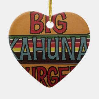 Ornamento De Cerâmica Hamburguer de Kahuna