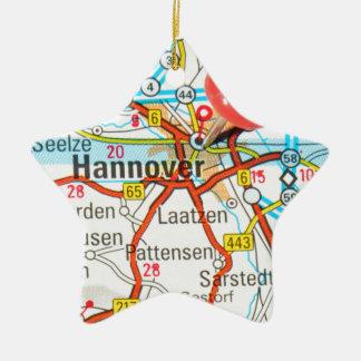 Ornamento De Cerâmica Hannover, Hanover, Alemanha
