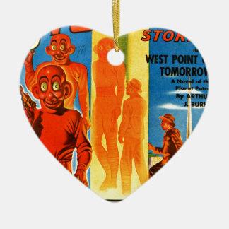 Ornamento De Cerâmica Histórias de maravilha de excitação -- Westpoint