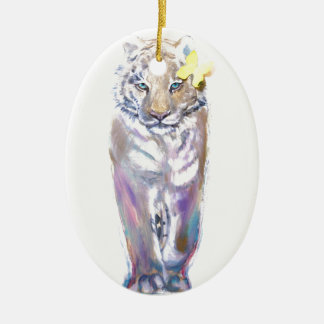 Ornamento De Cerâmica Horangyi
