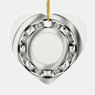 Ornamento De Cerâmica Ideia lateral do rolamento de esferas