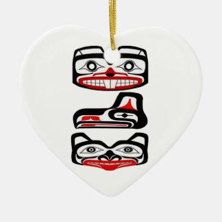 Ornamento De Cerâmica Identidade tribal