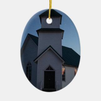 Ornamento De Cerâmica Igreja do país