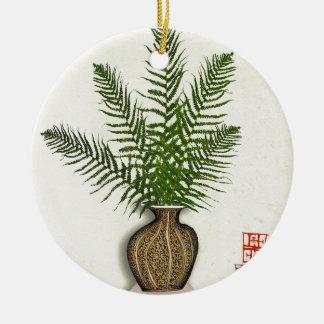 Ornamento De Cerâmica ikebana 15 por fernandes tony