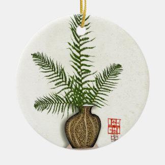 Ornamento De Cerâmica ikebana 16 por fernandes tony