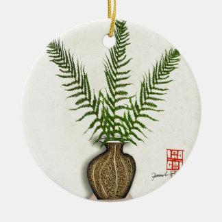 Ornamento De Cerâmica ikebana 18 por fernandes tony