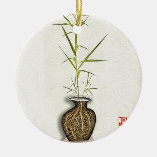 Ornamento De Cerâmica ikebana 19 por fernandes tony