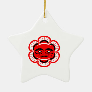Ornamento De Cerâmica Iluminação espiritual