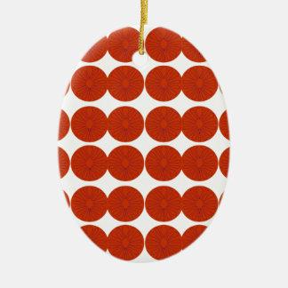 Ornamento De Cerâmica Ilustração do design dos limões