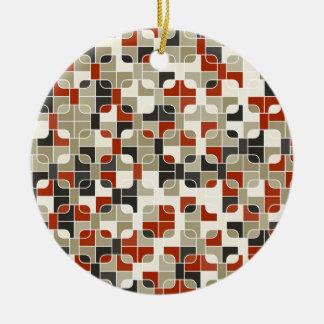 Ornamento De Cerâmica imagem abstrata