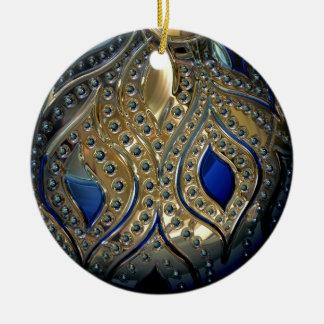 Ornamento De Cerâmica Imitação do globo