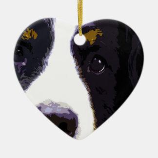 "Ornamento De Cerâmica ""IMPACTO - cor"