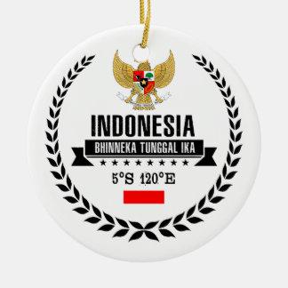 Ornamento De Cerâmica Indonésia