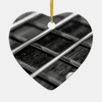 Ornamento De Cerâmica Instrumento do som da rocha da música da guitarra