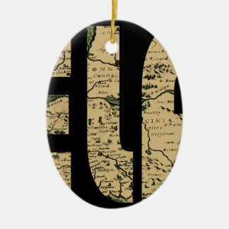 Ornamento De Cerâmica ireland1598b