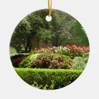 Ornamento De Cerâmica jardim bonito