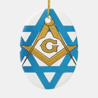Ornamento De Cerâmica jewishmason