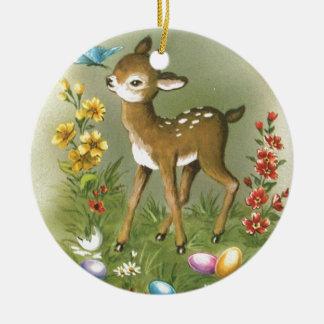 Ornamento De Cerâmica Jogo da páscoa