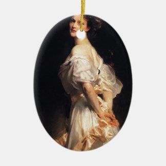 Ornamento De Cerâmica John Singer Sargent - Nancy Astor