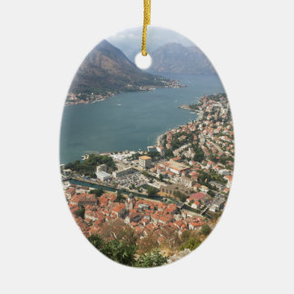 Ornamento De Cerâmica Kotor, Montenegro