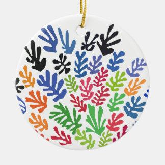 Ornamento De Cerâmica La Gerbe por Matisse