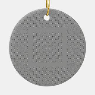 Ornamento De Cerâmica labirinto