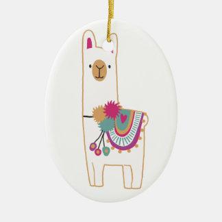 Ornamento De Cerâmica Lama bonito