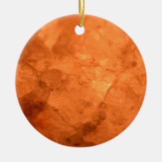 Ornamento De Cerâmica Lâmpada de sal de rocha