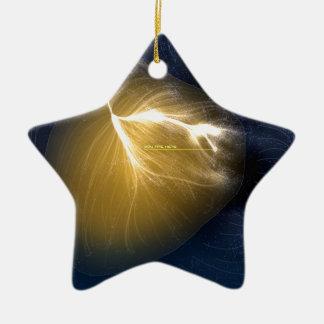 Ornamento De Cerâmica Laniakea - nosso Supercluster local