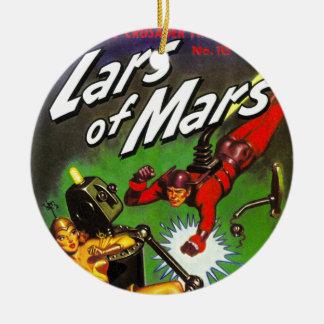Ornamento De Cerâmica Lars de Marte