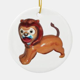 Ornamento De Cerâmica Leão do circo