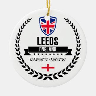Ornamento De Cerâmica Leeds