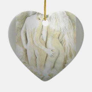Ornamento De Cerâmica Lésbica