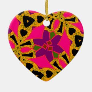 Ornamento De Cerâmica Limonada cravada