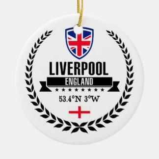 Ornamento De Cerâmica Liverpool