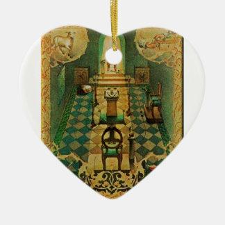 Ornamento De Cerâmica lodgeroom