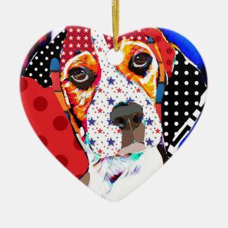 Ornamento De Cerâmica Louca por Beagle