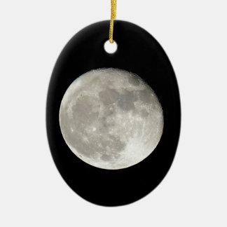 Ornamento De Cerâmica lua