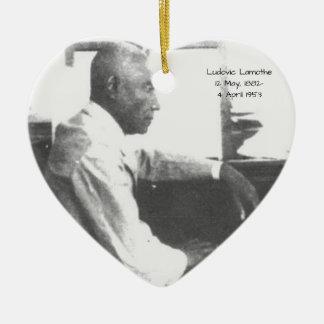 Ornamento De Cerâmica Ludovic Lamothe