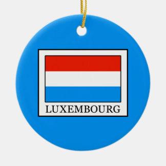 Ornamento De Cerâmica Luxembourg