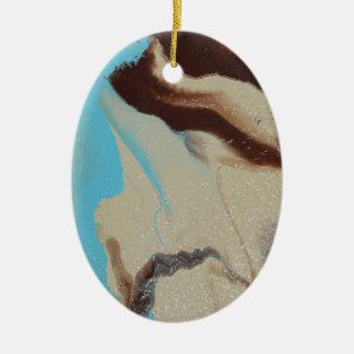 Ornamento De Cerâmica Mãe Terra