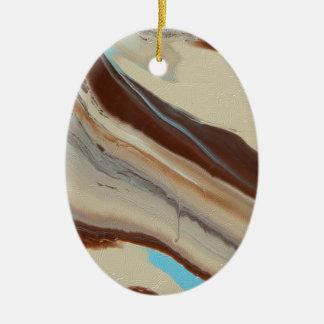 Ornamento De Cerâmica Mãe Terra # 2