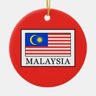 Ornamento De Cerâmica Malaysia