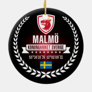 Ornamento De Cerâmica Malmö