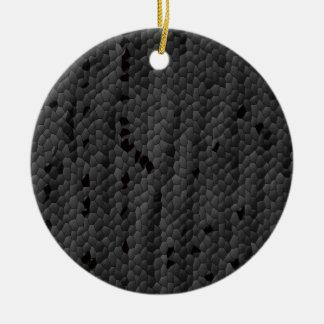 Ornamento De Cerâmica Mamba preta no ilustrado, impressões da arte,